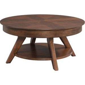 Studio 1904 Round Cocktail Table