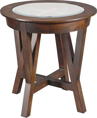 Studio 1904 Round Lamp Table
