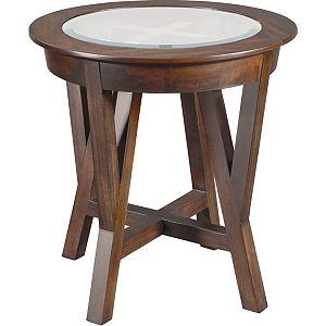 Studio 1904 Round Lamp Table