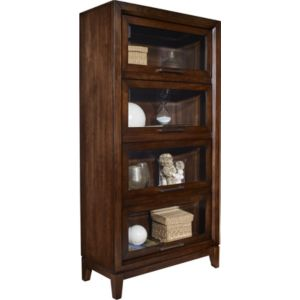 Studio 1904 Tall Lawyer Bookcase