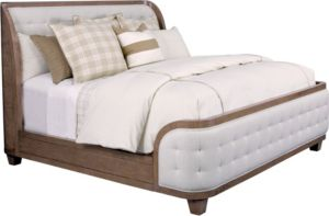 Anthony Baratta Luna Upholstered Bed