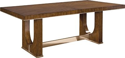 Retrospect Tamar Pedestal Table