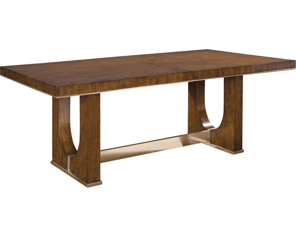 Retrospect Tamar Pedestal Table. Dining Tables   Wood Dining Tables   Thomasville Furniture