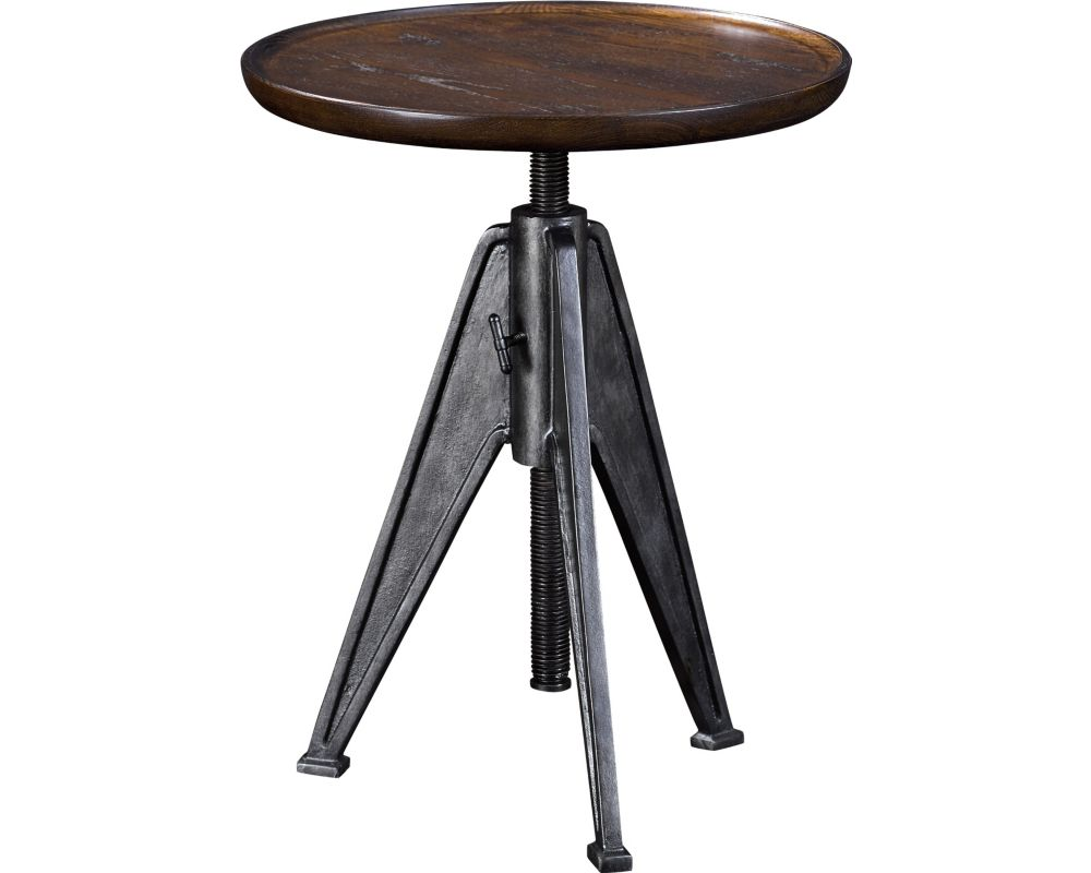 Brunell Gage Adjustable Height Drink Table