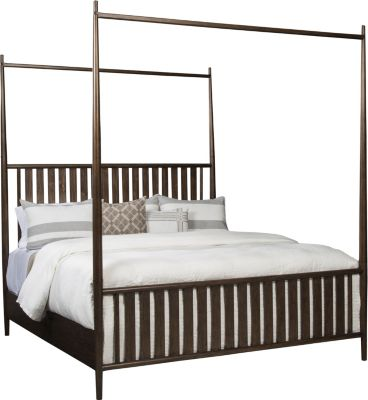 ED Ellen DeGeneres Marmont Poster Bed Crafted By Thomasville
