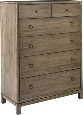 ED Ellen DeGeneres Wilacre Drawer Chest Crafted by Thomasville