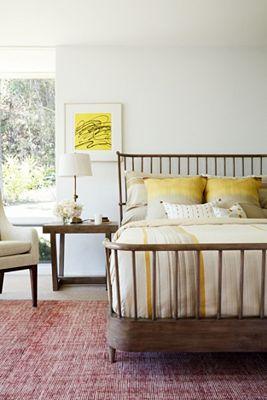 ed ellen degeneres cordell spindle bed | thomasville furniture