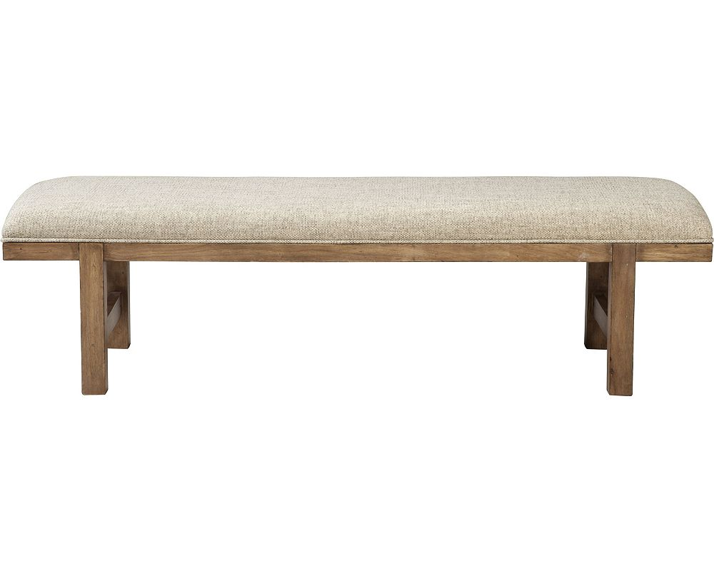 ED Ellen DeGeneres Parish Bed Bench Crafted by Thomasville