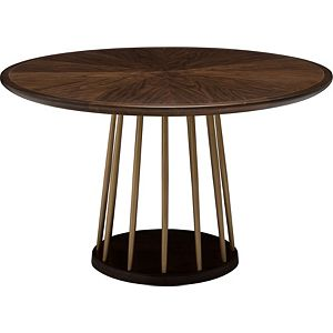 ED™ Ellen DeGeneres Lafitte Round Dining Table