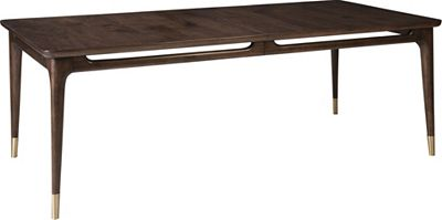 ED Ellen DeGeneres Westwood Rectangular Dining Table Crafted by Thomasville