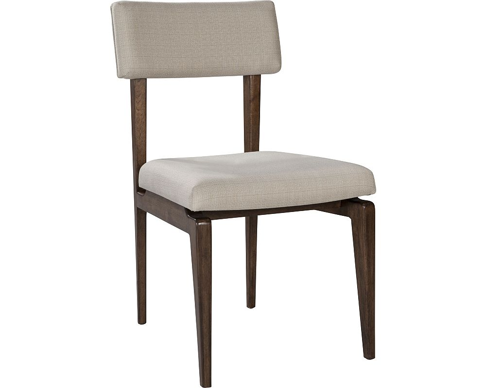 ED Ellen DeGeneres Sena Upholstered Side Chair Crafted by Thomasville