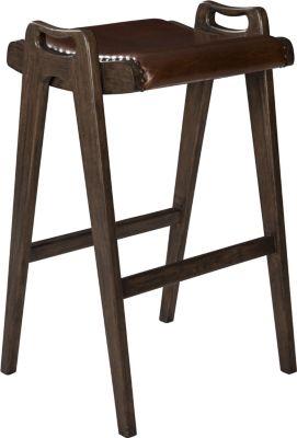 ed ellen degeneres tollis wooden bar stool