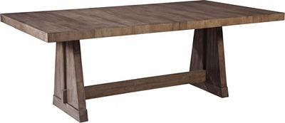 ED Ellen DeGeneres Glendale Trestle Table