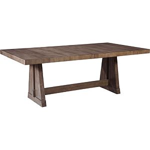 ED Ellen DeGeneres Glendale Trestle Table Crafted by Thomasville