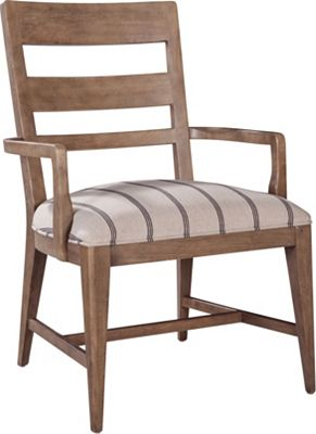 ED Ellen DeGeneres Hillside Ladderback Arm Chair Crafted by Thomasville