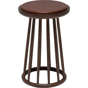 ED Ellen DeGeneres Canal Spindle Drink Table Crafted by Thomasville