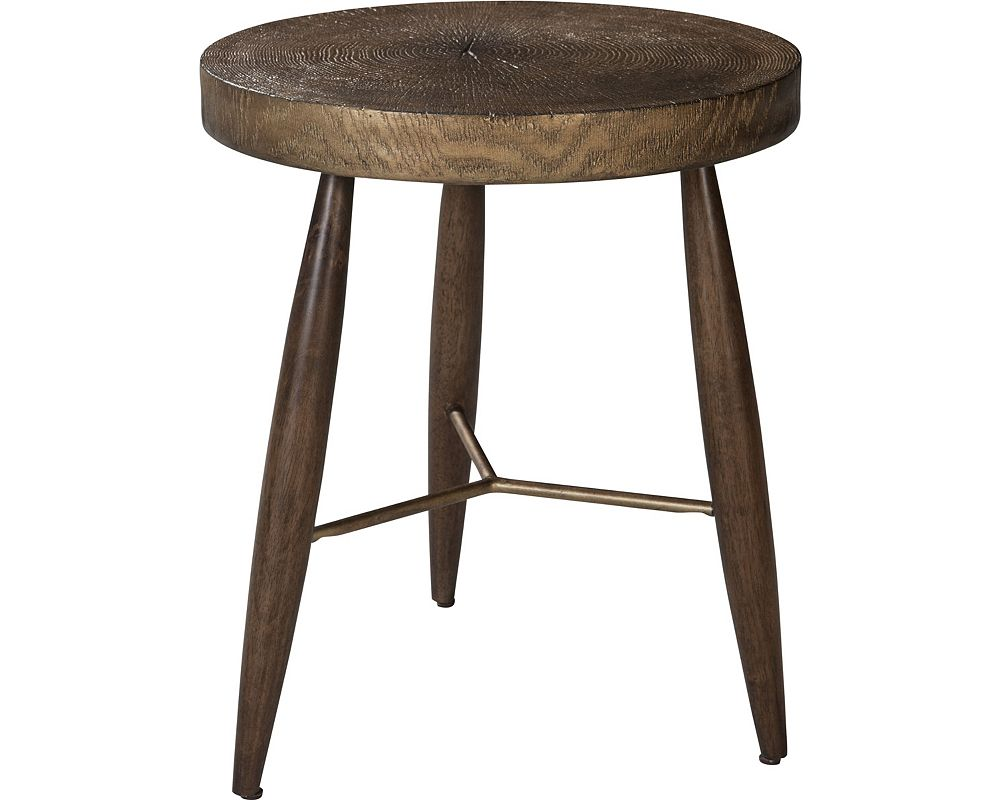 Living room tables living room thomasville furniture ed ellen degeneres la brea resin top drink table crafted by thomasville geotapseo Gallery