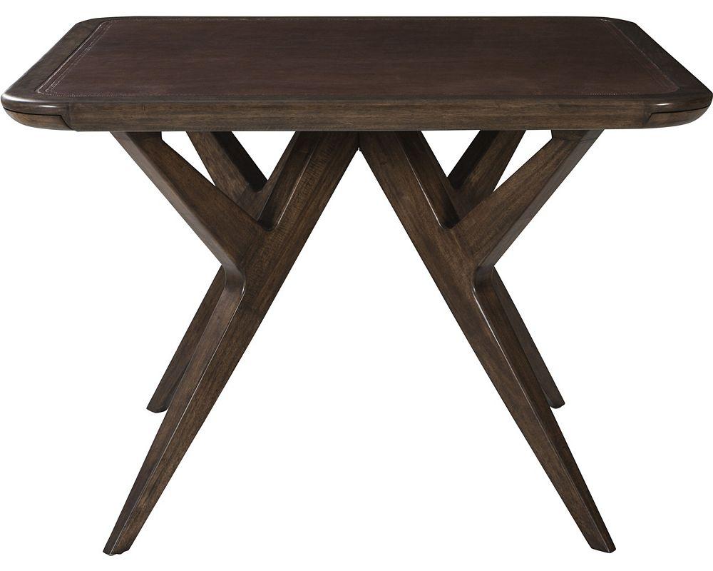 Living room tables living room thomasville furniture ed ellen degeneres hensal game table ed ellen degeneres kelton console table crafted by thomasville geotapseo Gallery