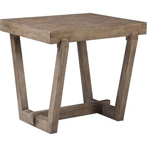 ED Ellen DeGeneres Camphor Tapered End Table Crafted by Thomasville