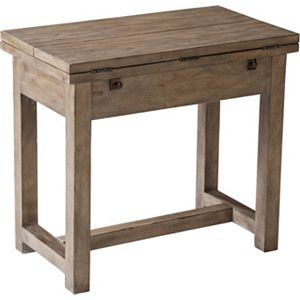 ED Ellen DeGeneres Weslin Chairside Game Table Crafted by Thomasville