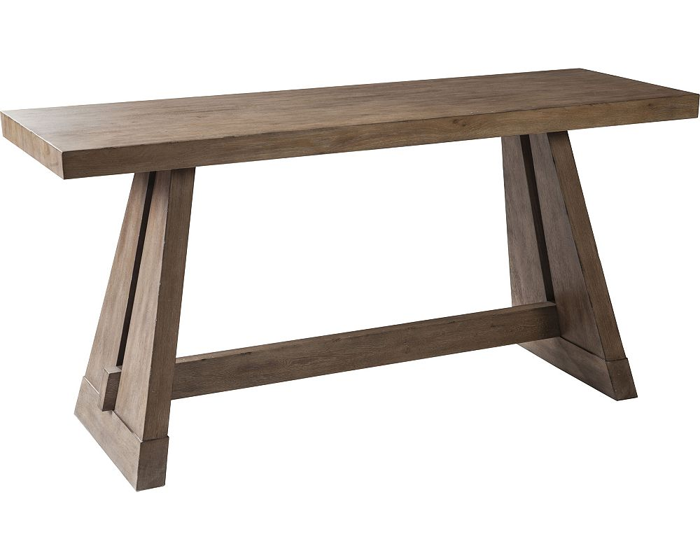 Living room tables living room thomasville furniture ed ellen degeneres kelton console table crafted by thomasville geotapseo Gallery