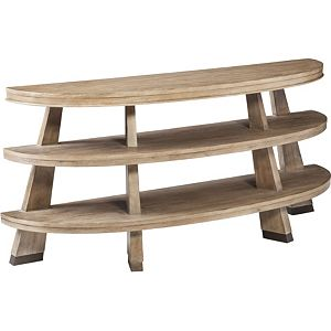 ED  Ellen DeGeneres Van Nuys Canted Leg Console  Brunell Lancing End TableLiving Room Tables   Living Room   Thomasville Furniture. Living Room Sofa Tables. Home Design Ideas