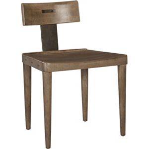 ED Ellen DeGeneres Autry Schoolhouse Stool Crafted by Thomasville