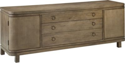Gentil ED Ellen DeGeneres Beech Knoll Entertainment Console Crafted By Thomasville