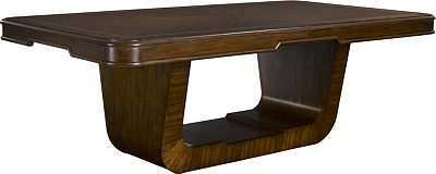 Ernest Hemingway® Habana Pedestal Dining Table