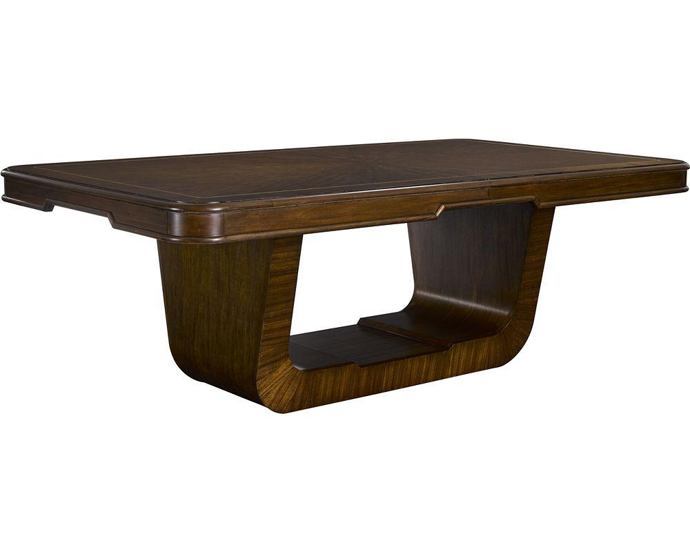 Ernest Hemingway® Habana Pedestal Dining Table