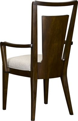 Ernest Hemingway, dining room furniture, dining room chairs, Hemingway, Cuba, Thomasville, Ernest Hemingway for Thomasville, Arm Chair