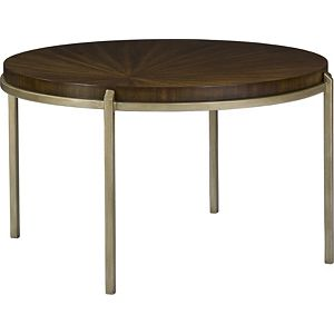 Ernest Hemingway® Santiago Round Cocktail Table