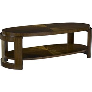 Ernest Hemingway® Laton Oval Cocktail Table
