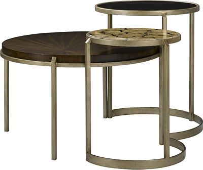 Ernest Hemingway® Manolin Nesting Tables