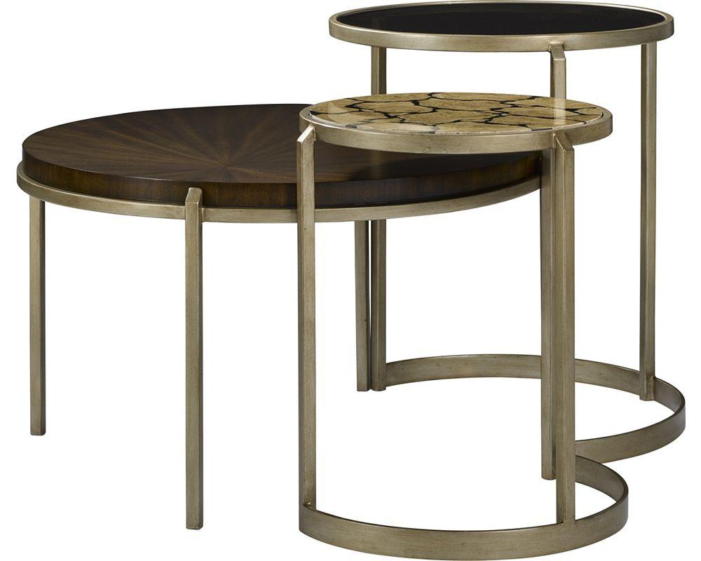 Ernest Hemingway® Manolin Nesting Tables