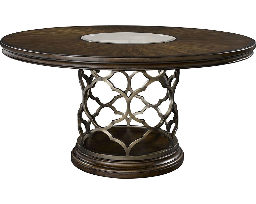 Benton Round Dining Table