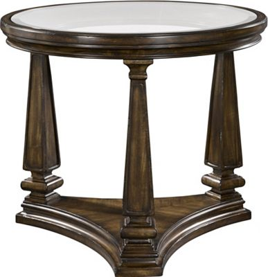 Edenhall Round End Table