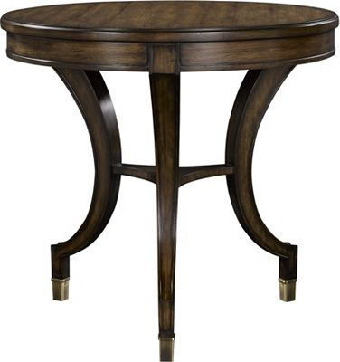 Raleigh Round Lamp Table