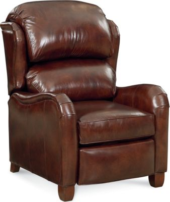 Leather Living Room Chair Part - 38: Donovan Recliner (Leather)
