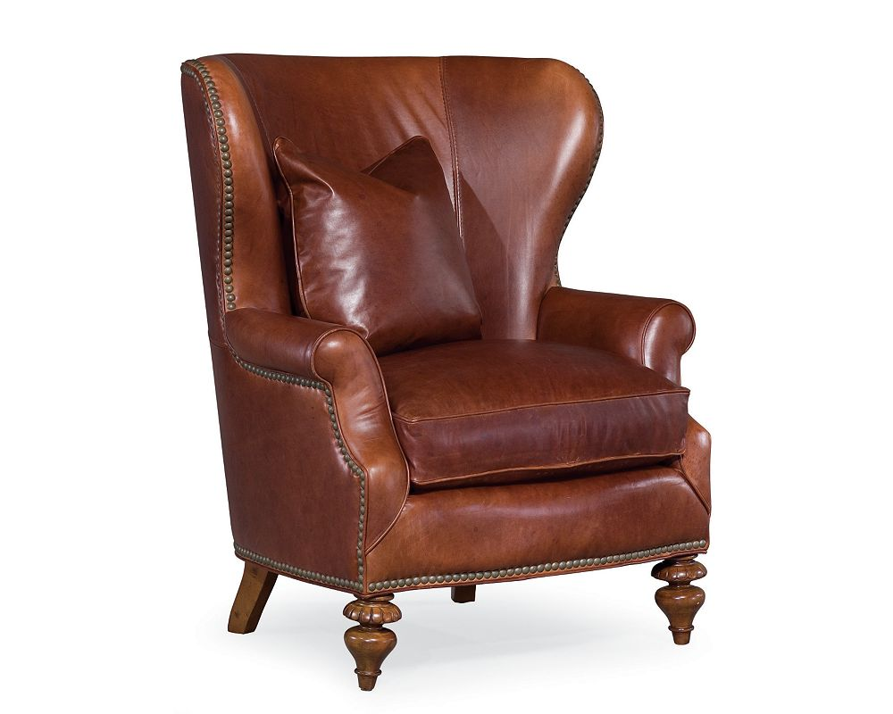 Ernest Hemingway® Dinesen Chair (Leather)
