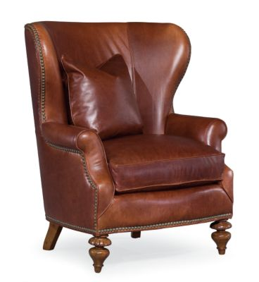 Beau Ernest Hemingway® Dinesen Chair (Leather)