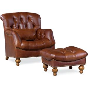 Ernest Hemingway® Walden Chair (Leather)