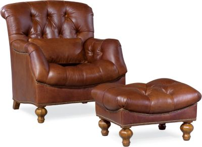 Ernest Hemingway® Walden Chair (Leather)  sc 1 st  Thomasville Furniture & Living Room Chairs u0026 Armchairs| Thomasville Furniture ... islam-shia.org