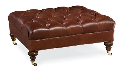 Regatta Square Cocktail Ottoman