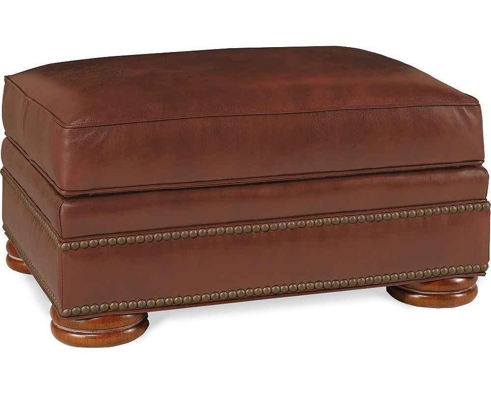 Ashby Storage Ottoman (Leather)
