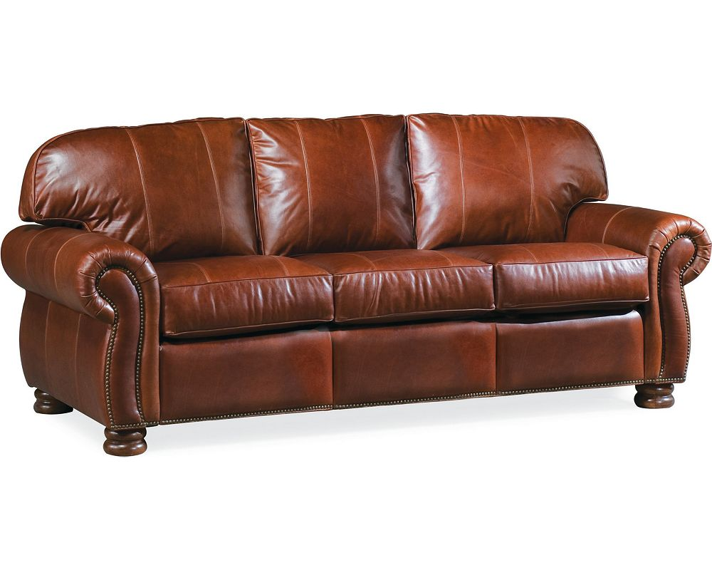 Benjamin motion 3 seat sofa double incliner leather for Furniture leather sofa