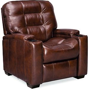 Latham Media Recliner with Cup Holder (Manual)