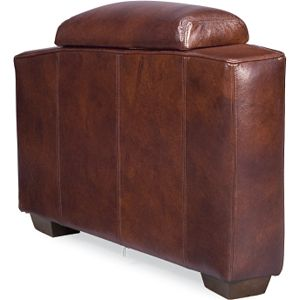 Latham Media Wedge No Cup Holder (Leather)