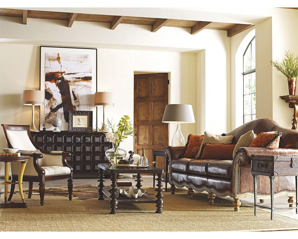 Ernest Hemingway 174 Anson Chair Fabric Thomasville Furniture