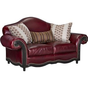 Ernest Hemingway® Pauline Loveseat (Leather)